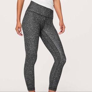 Lululemon Splatter Align Pants
